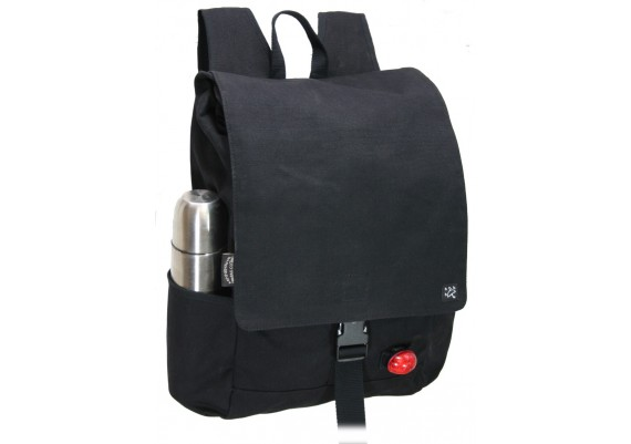 Canvas commuter backpack medium