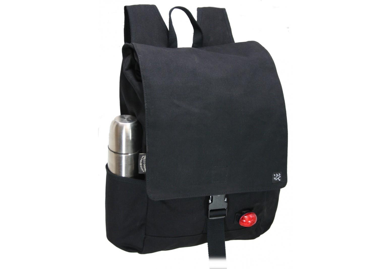 Canvas commuter backpack medium