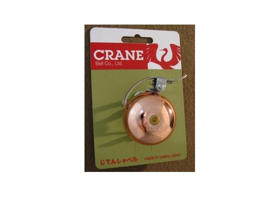 Sonnette Crane Sakura cuivre