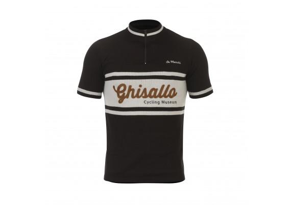 Ghisallo Merino Jersey De Marchi