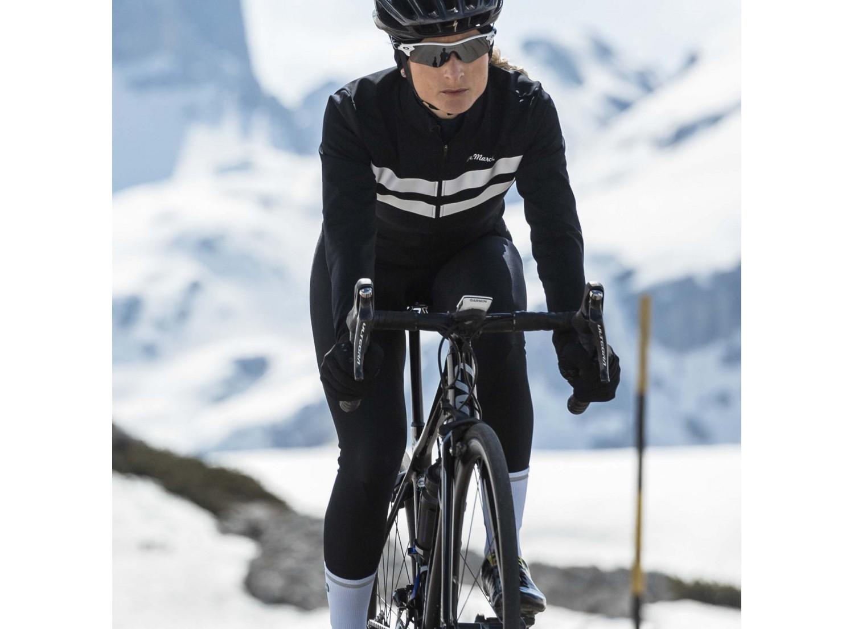 Cortina Softshell Jacket De Marchi Femme - Veste vélo hiver ... 5b8ff10b98fc
