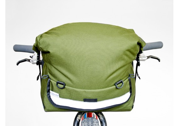 JUMBO JAMMER HANDLE BAR BAG ROAD RUNNER BAGS