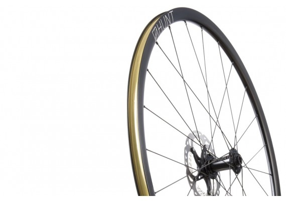Paire de Roues Gravel HUNT 4 SEASON Disc