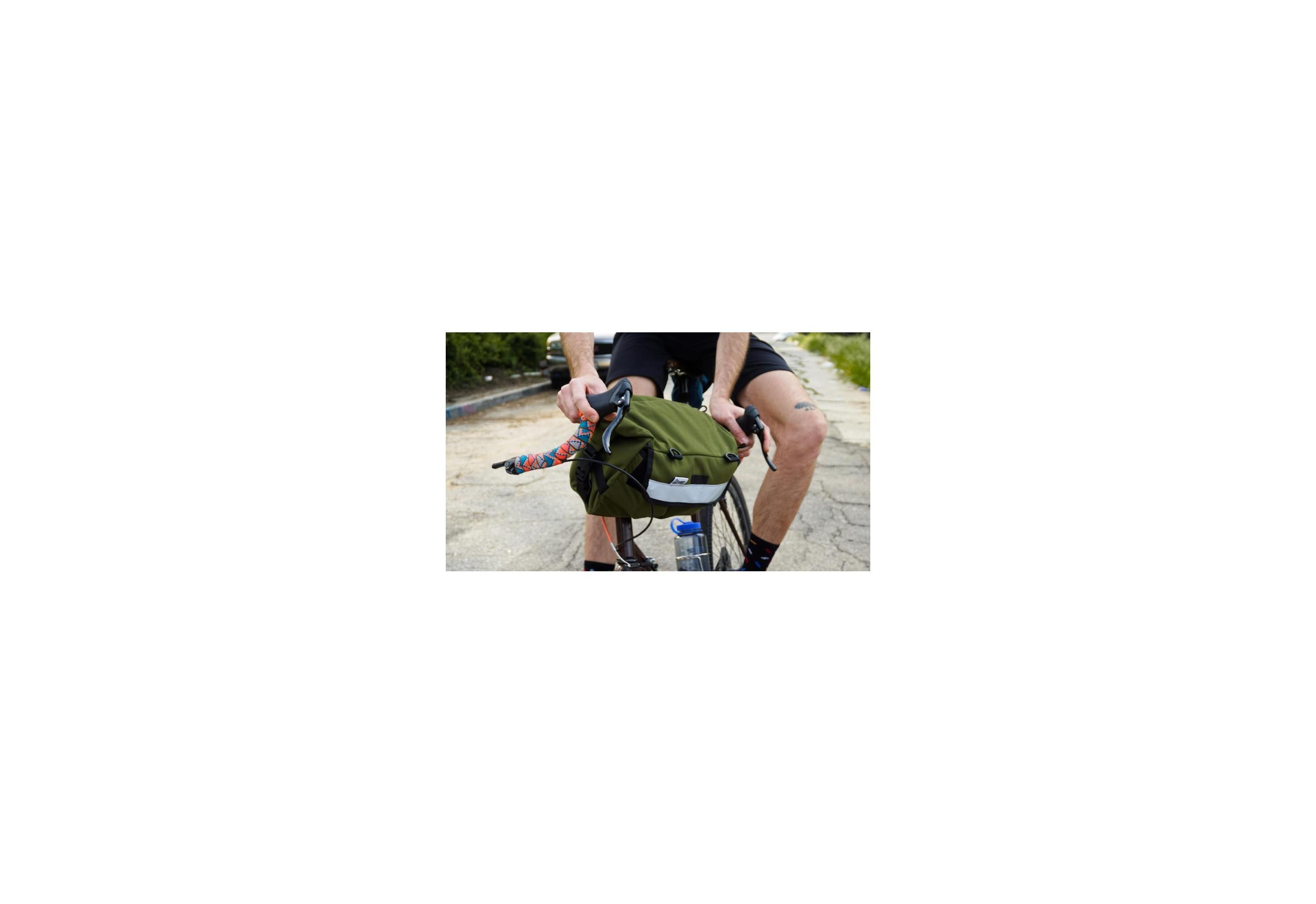 MIDDLE EARTH JAMMER HANDLE BAR BAG ROAD RUNNER BAGS