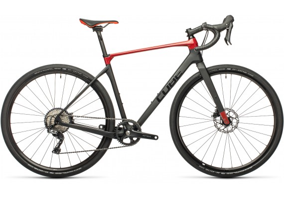 "CUBE NUROAD C62 PRO CARBON 'N"" RED 2021"