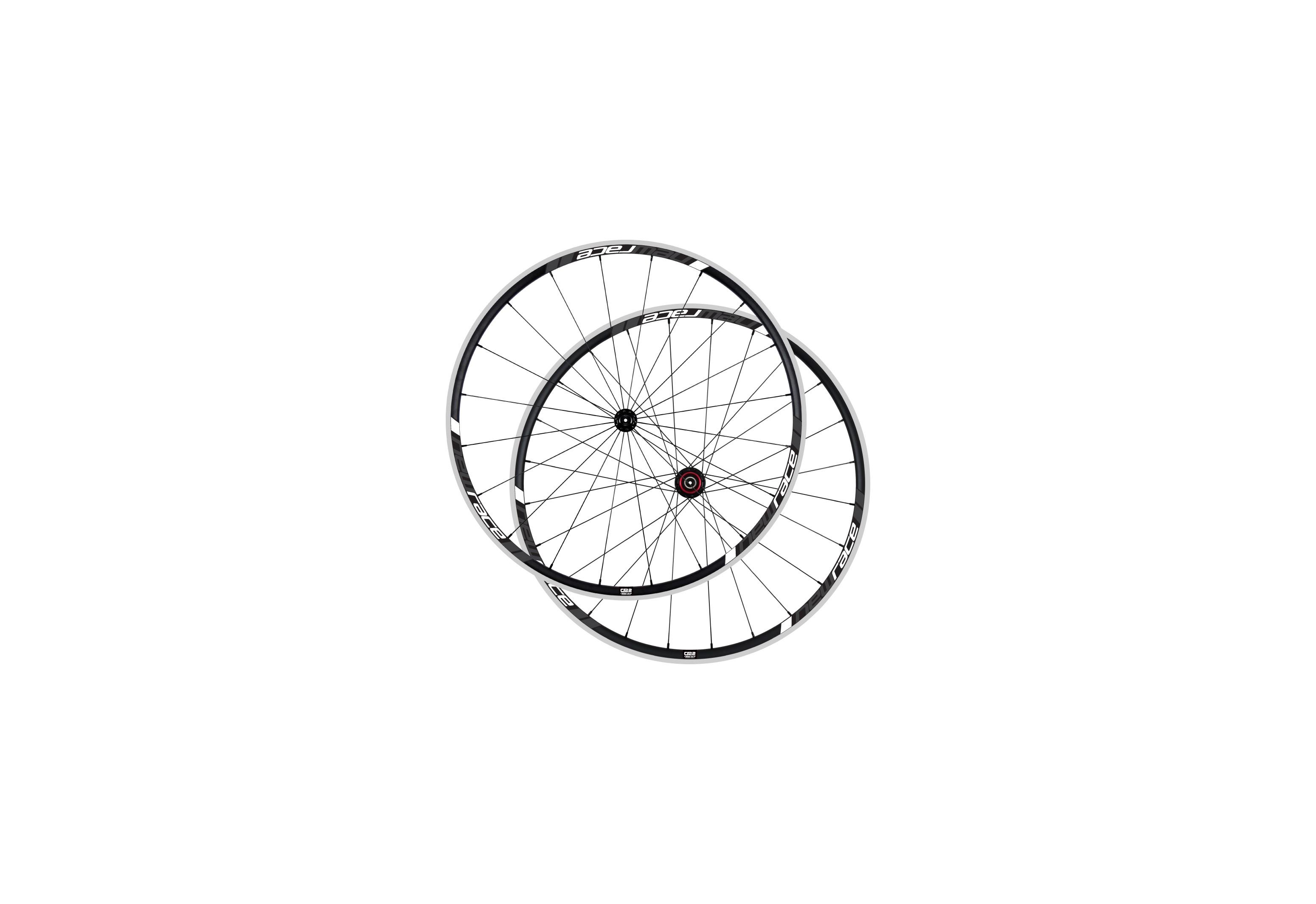 Paire de roue New Race Endurance Road Comp 28