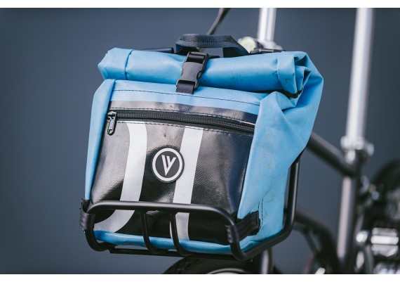 VELLO Bike Day pack limited edition (Argent)
