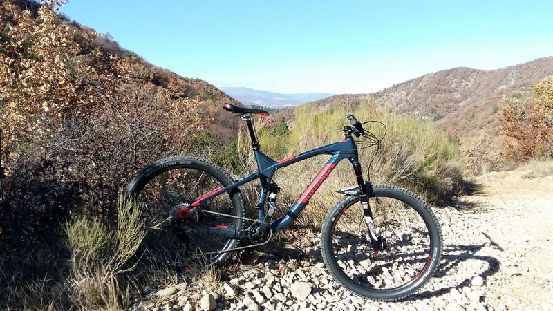 le Mount Vision 7 de Marin Bikes
