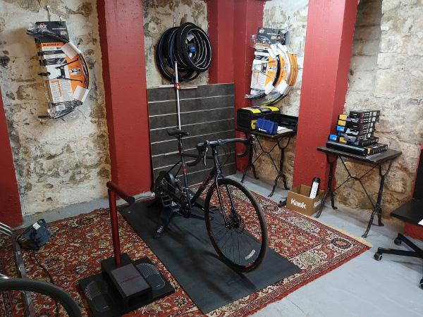 bikefitting studio
